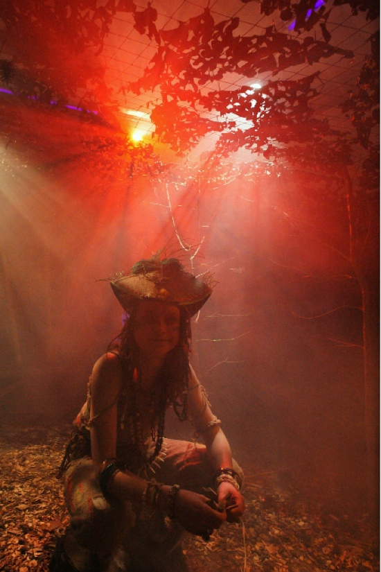 Magda, the Witchdoctor (Sowerby\'s installation)