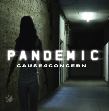 Pandemic artwork
