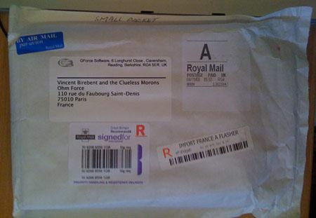 gforce-envelope
