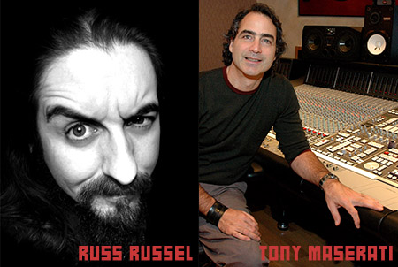 Russ Russel and Tony Maserati